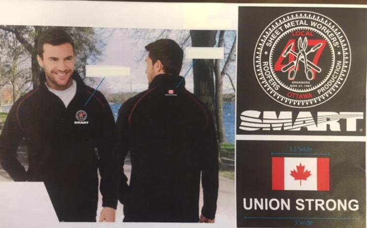 Smart LU47 jacket